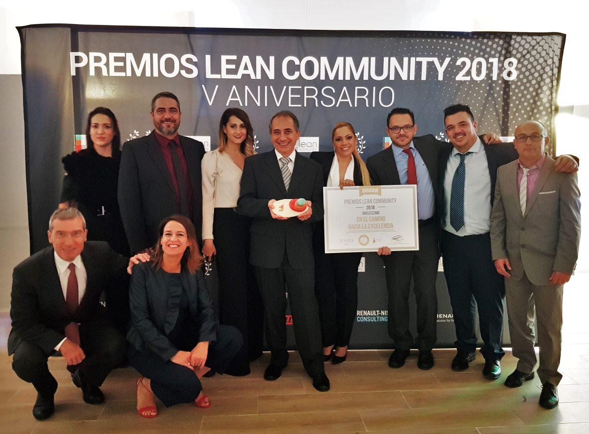 Premio Lean Community Royo